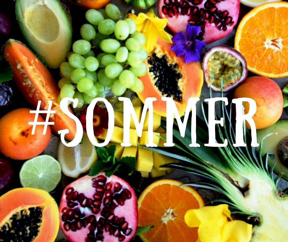 Sommer, Sonne, Sonnenschein! 10 Ideen, die ganz laut SOMMERrufen!