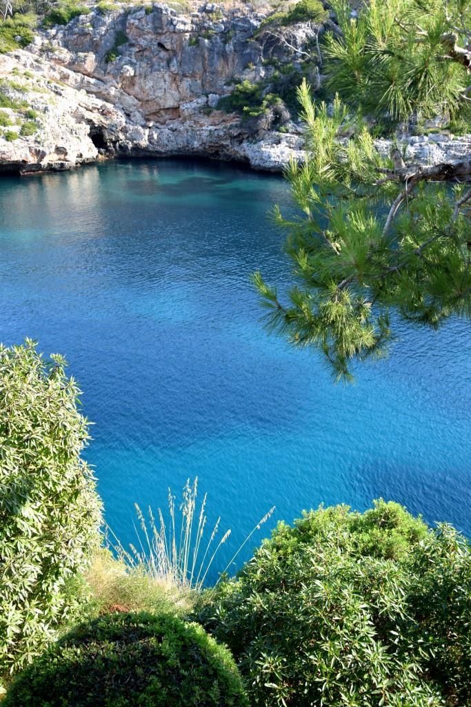 Ein kleines stilles Paradies - die romantische Bucht von Cala Figuera