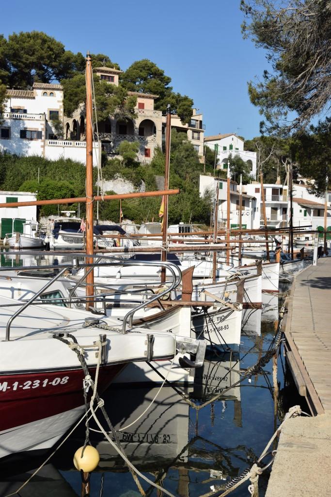 Wie gemalt - Hafenromantik am Morgen
