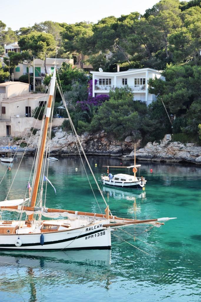 Paradies! Der kleine Naturhafen von Cala Figuera