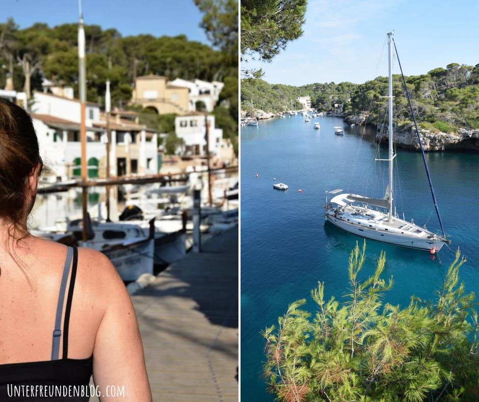 Ein morgendlicher Spaziergang durch den hübschesten Küstenort Mallorcas! Für Euch ohneWeckerklingeln