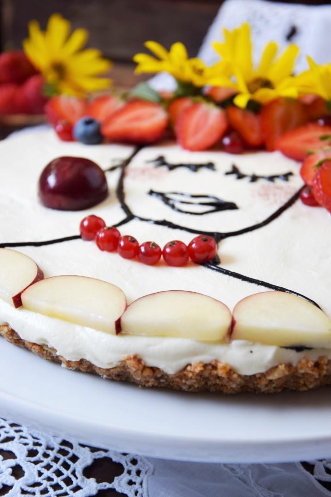 Boho Flowergirl trifft den schnellsten Cheesecake der Welt