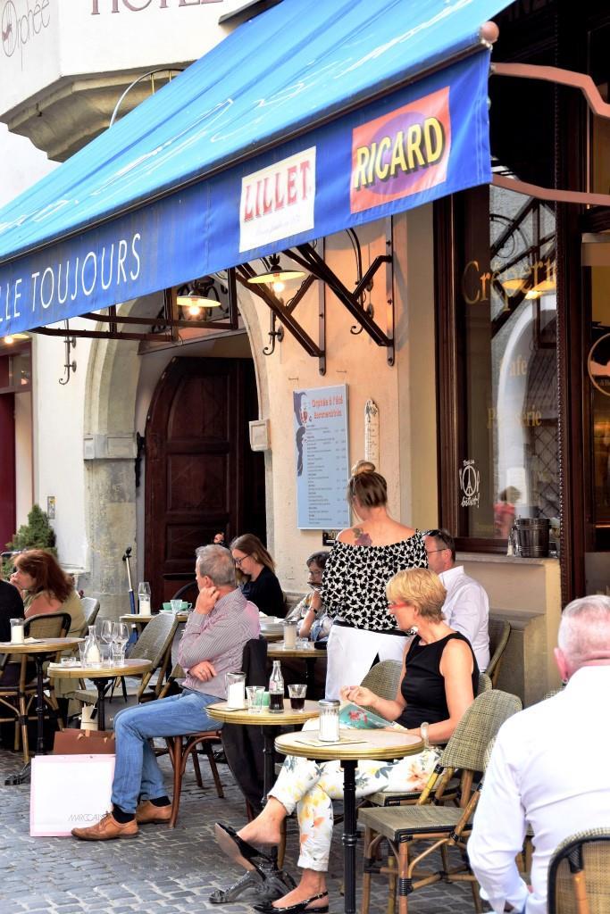 Kaffee-Kultur auf französisch: Das Orphee in Regensburg