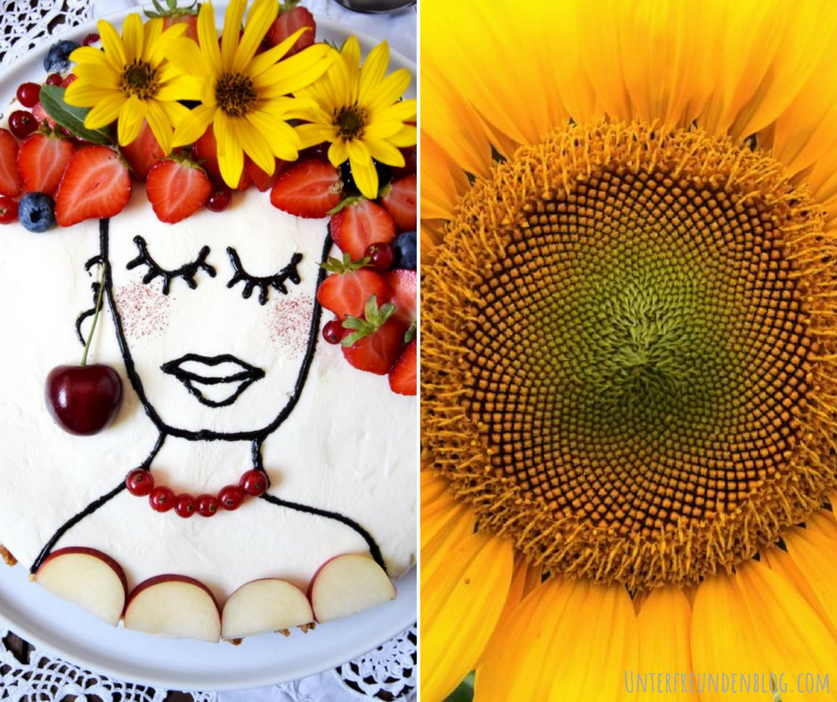 Very Berry Flower Power Face Cake - Unterfreundenblog, der Food- und Lifestyleblog aus Heidelberg