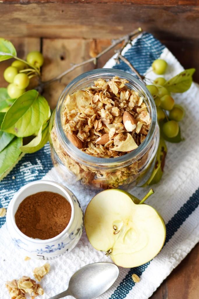 Äpfel, ZImt, Vanille und Nüsse - na, werdet Ihr schon schwach?