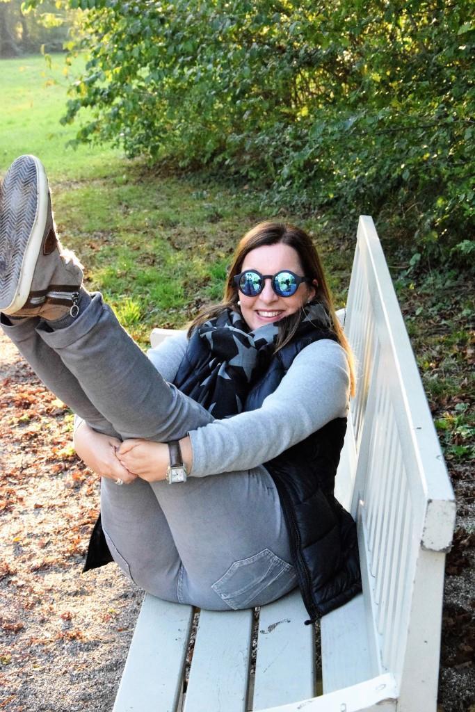 Shooting im Park - Meine Herbst Bucket List - 10 Dinge, auf die ich mich im Herbst freue