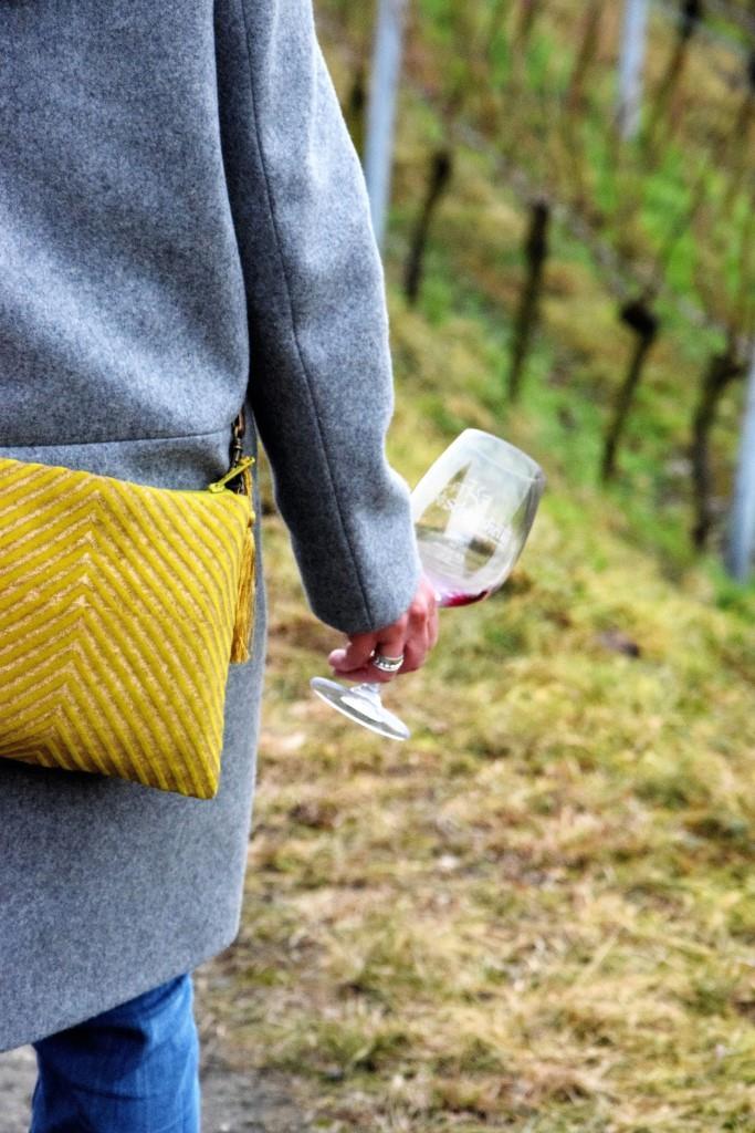Prosit! Auf in den Herbst durch bunte Weinberge bei der Weinwanderung