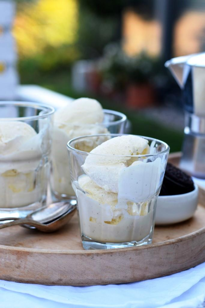 Die schönste Erfrischung an heißen Tagen - selbstgemachter Eiskaffee