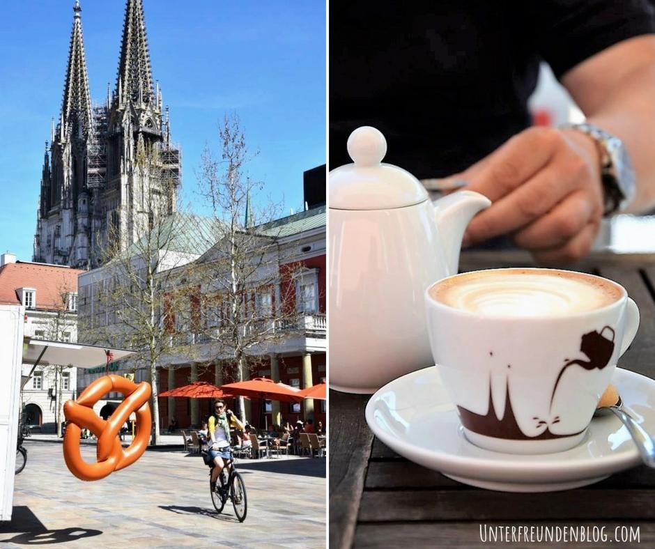 Nur für Euch – mein Foodguide für Regensburg mit Insider-Tipps – besondere Restaurants, tolle Cafés und eine Lecker-Tour zumVerlieben!