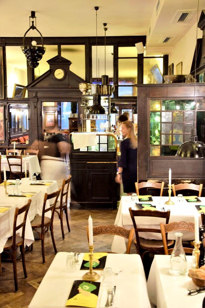 Wunderbar französisch - das Restaurant Orphee in Regensburg
