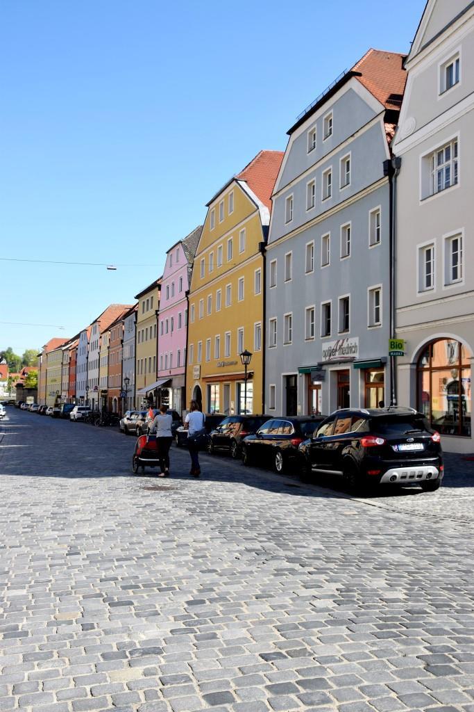 Das Viertel Stadtamhof - hier ist Regensburg besonders bunt!