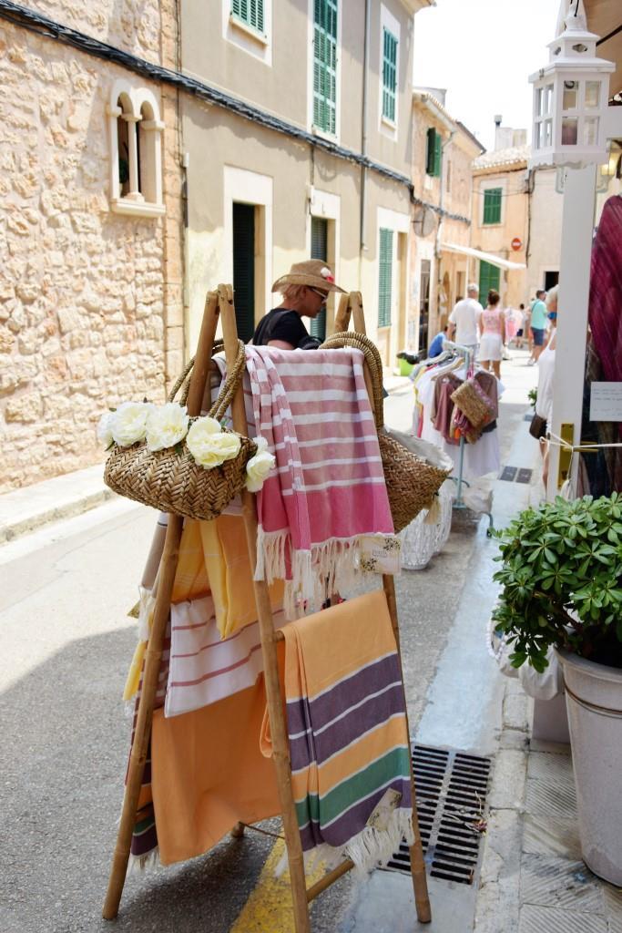 Shopping Paradies! Santanyi auf Mallorca