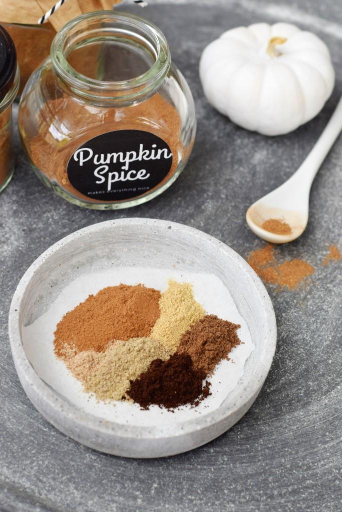 Herbst Must Have - Pumpkin Spice, ganz einfach selbstgemacht