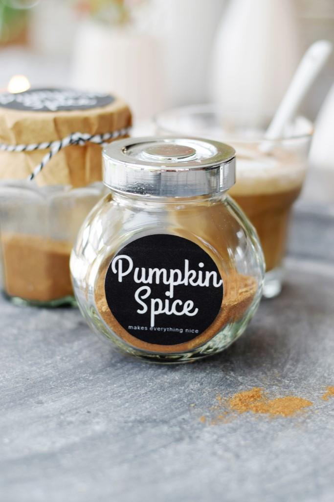Pumpkin Spice makes everything nice - besonders den saftigen Kürbiskuchen