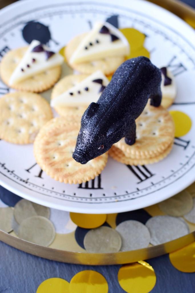 Happy New Year! Mit Glücksschwein und Fingerfood ins Neue Jahr