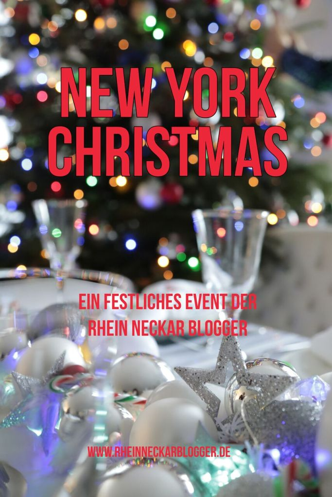 New York Christmas - ein Blog-Event der Rhein-Neckar-Blogger