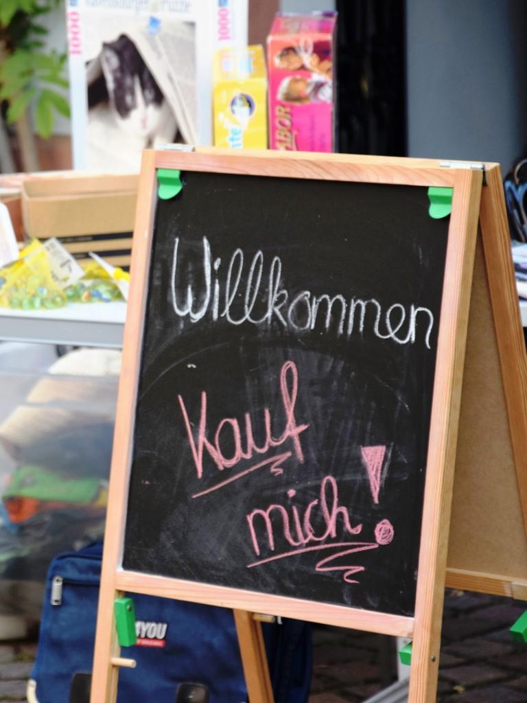 Vintage Love Flohmarkt Termine Rhein-Neckar-Region Heidelberg Mannheim und Umgebung
