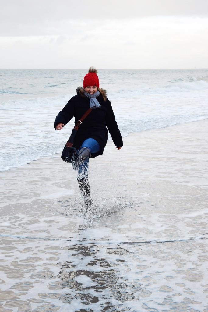 #Beachvibes - auch im Winter