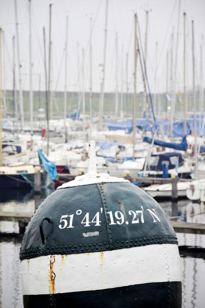 Zeeland-Liebe: Hafen in Scharendijke