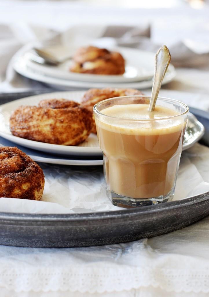 Milchkaffee und Bolus - Kaffeepause a la Zeeland