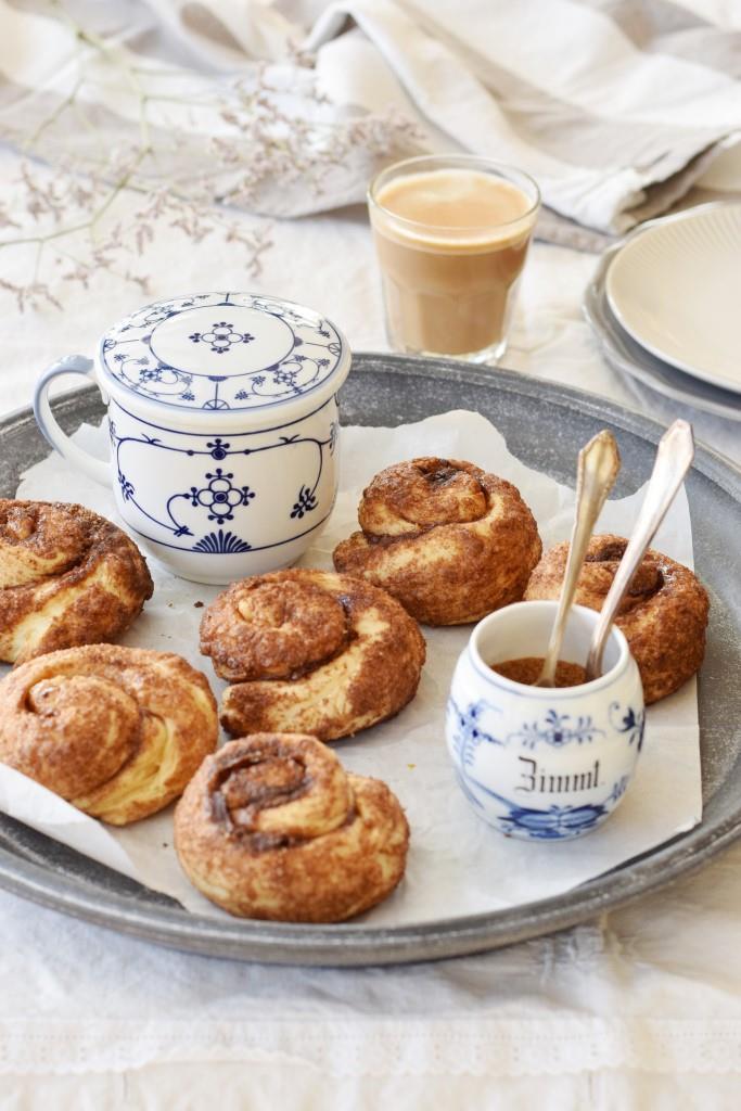 Zeeland Tea and Coffee Time: mit Bolus, den niederländischen Zimtschnecken