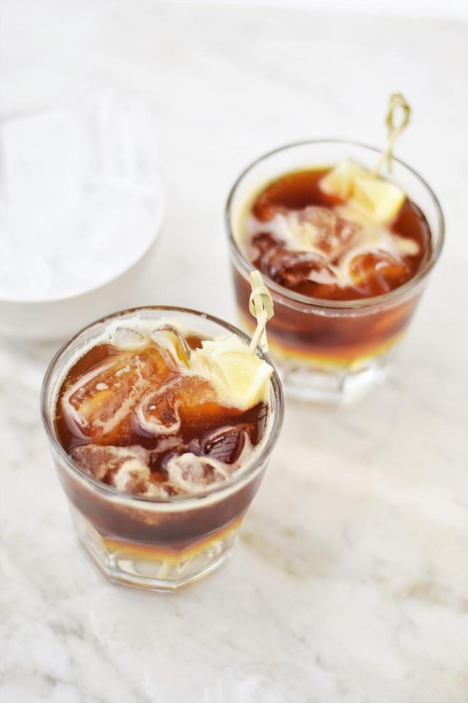 Iced Espresso Tonic Rezept