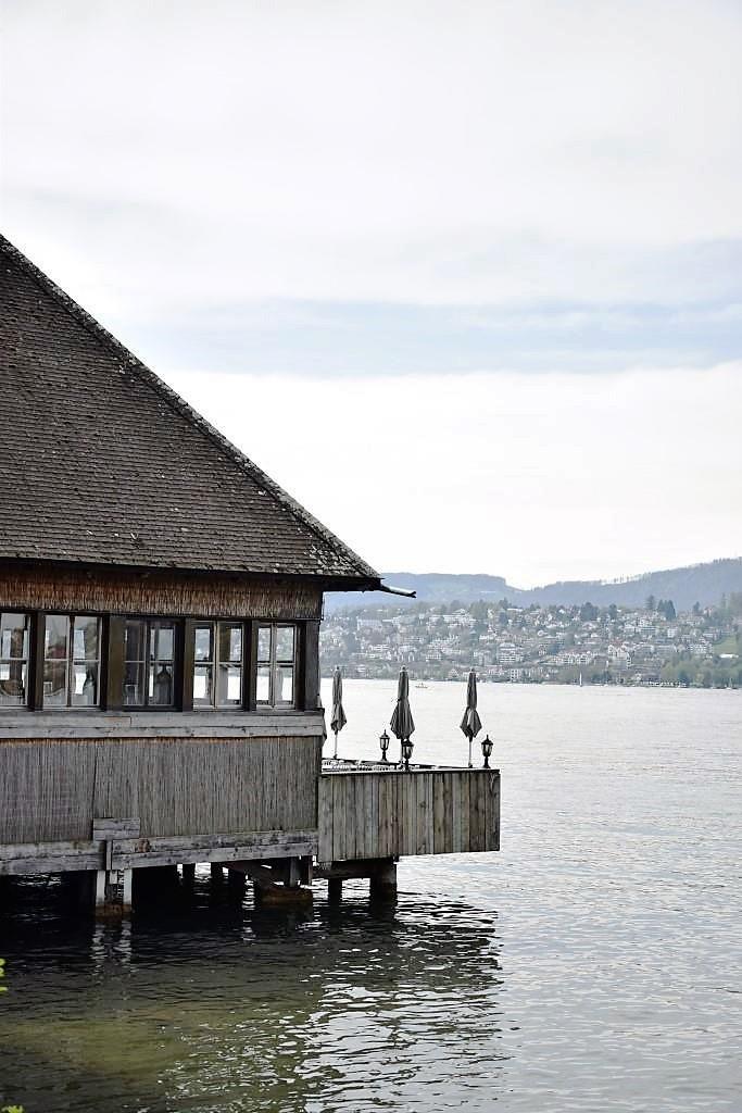 #Zürich #Restaurant #See