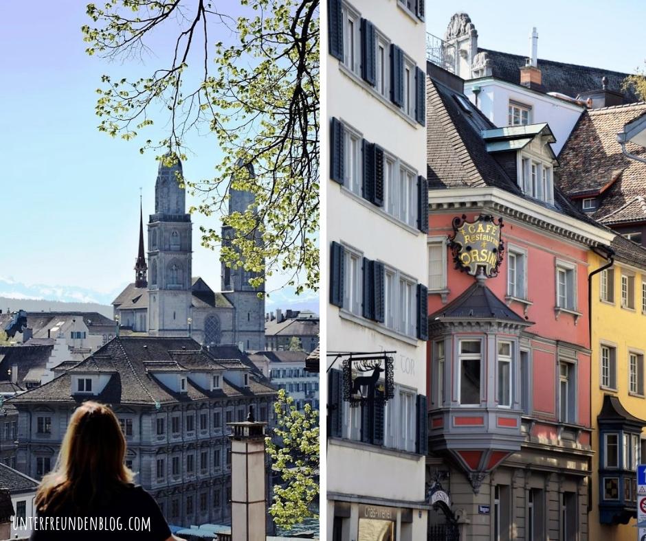 Zürich Tipps Foodguide Wochenende