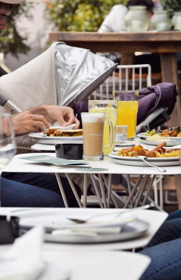 #zuerich #hiltl #restauranttipp