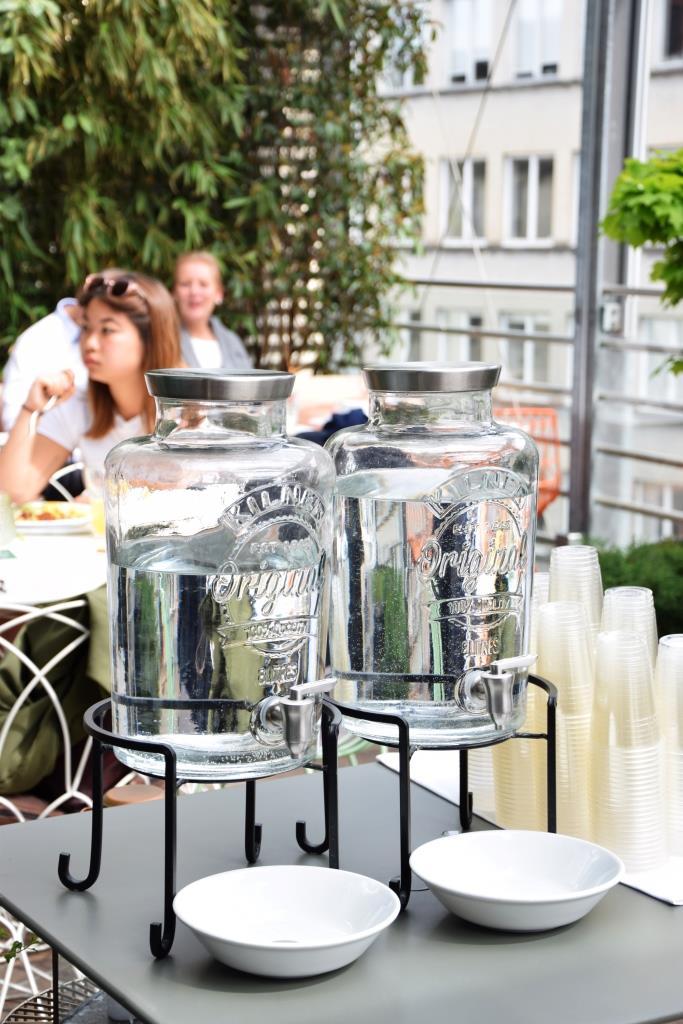 Gratis Wasser Hiltl Zürich