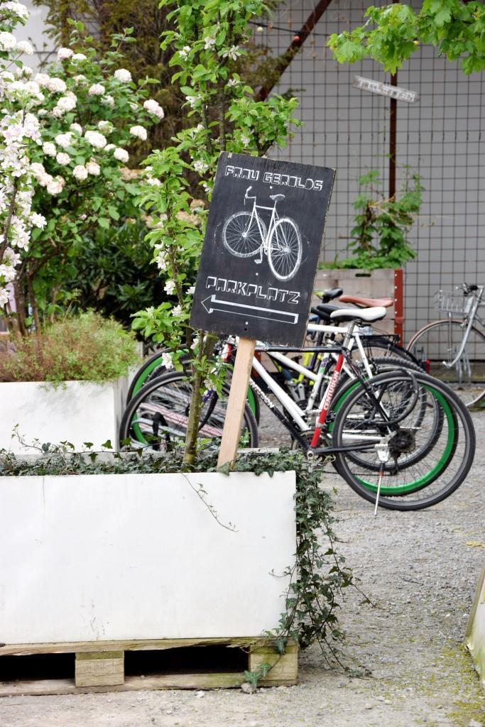 Zürich Radfahren Velos