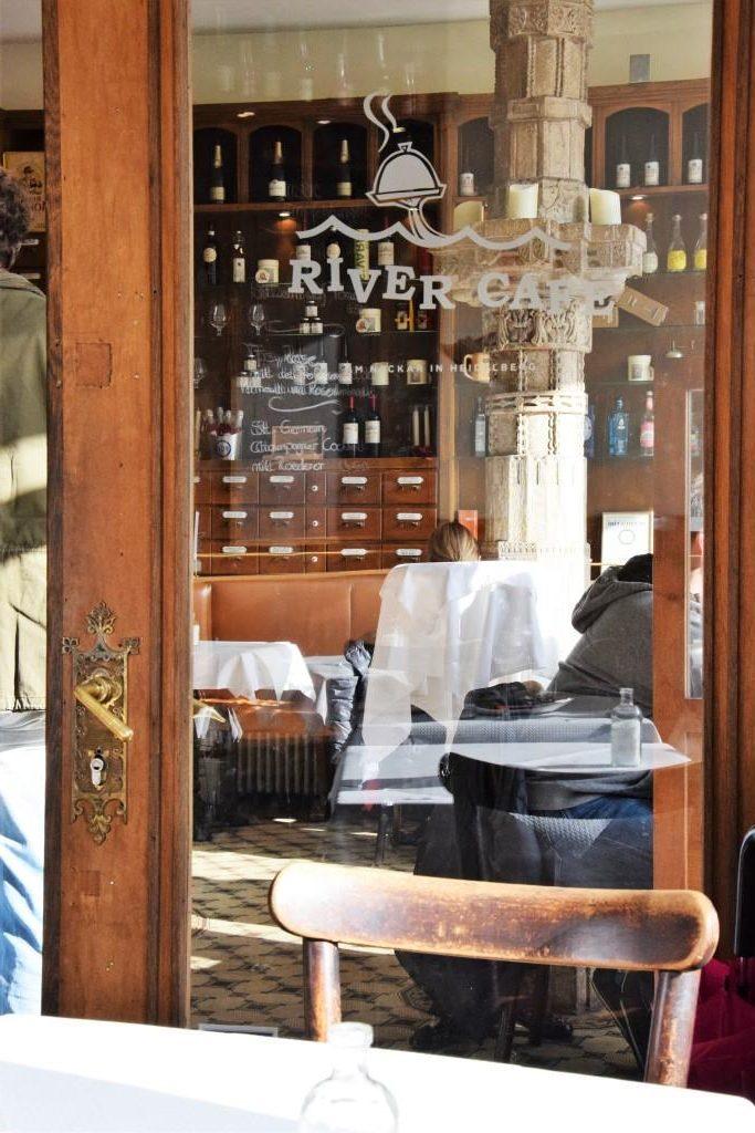 River Café Heidelberg Neuenheim