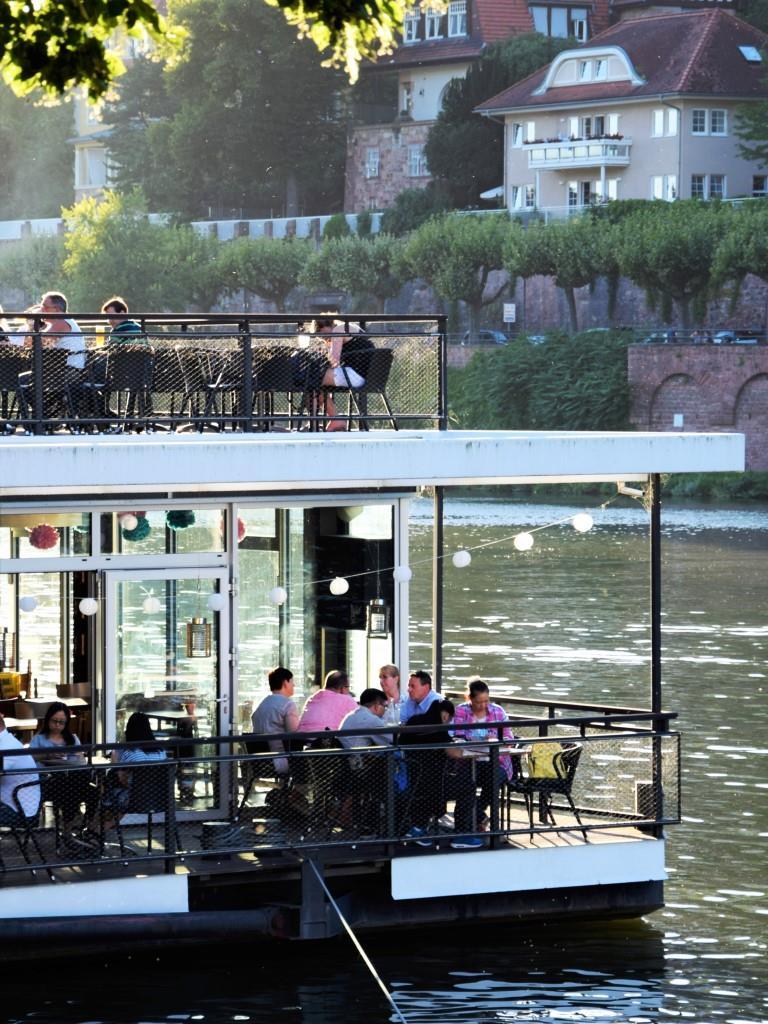 #Restaurant #Heidelberg #Neckar