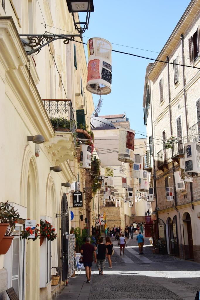 Alghero Sardinien Italien