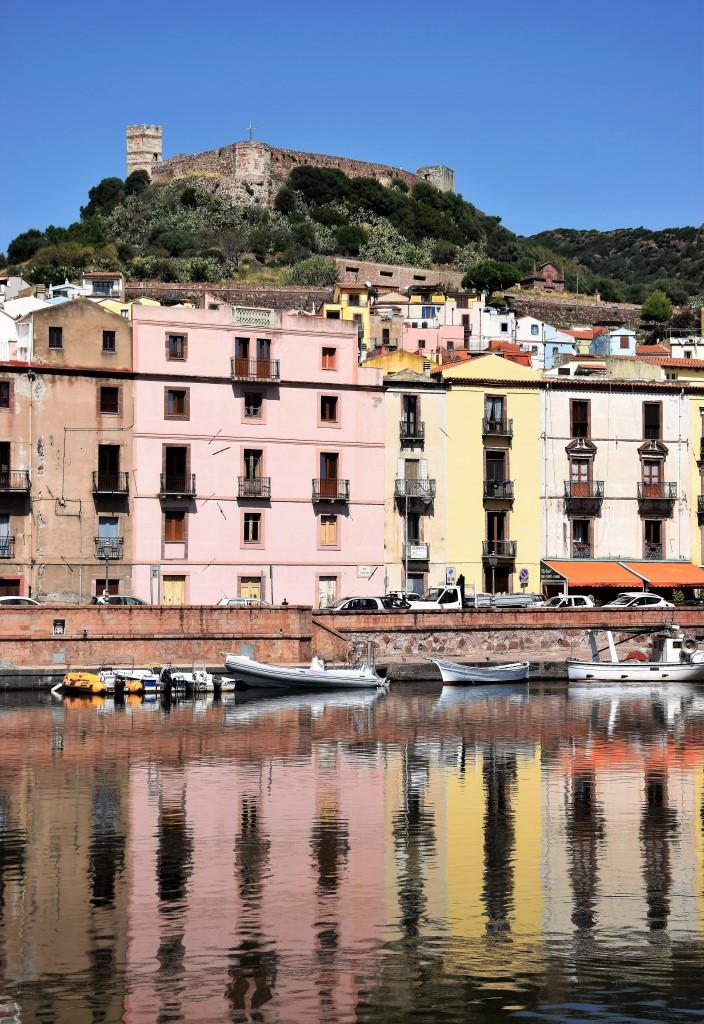 Sardinien Bosa Bunt