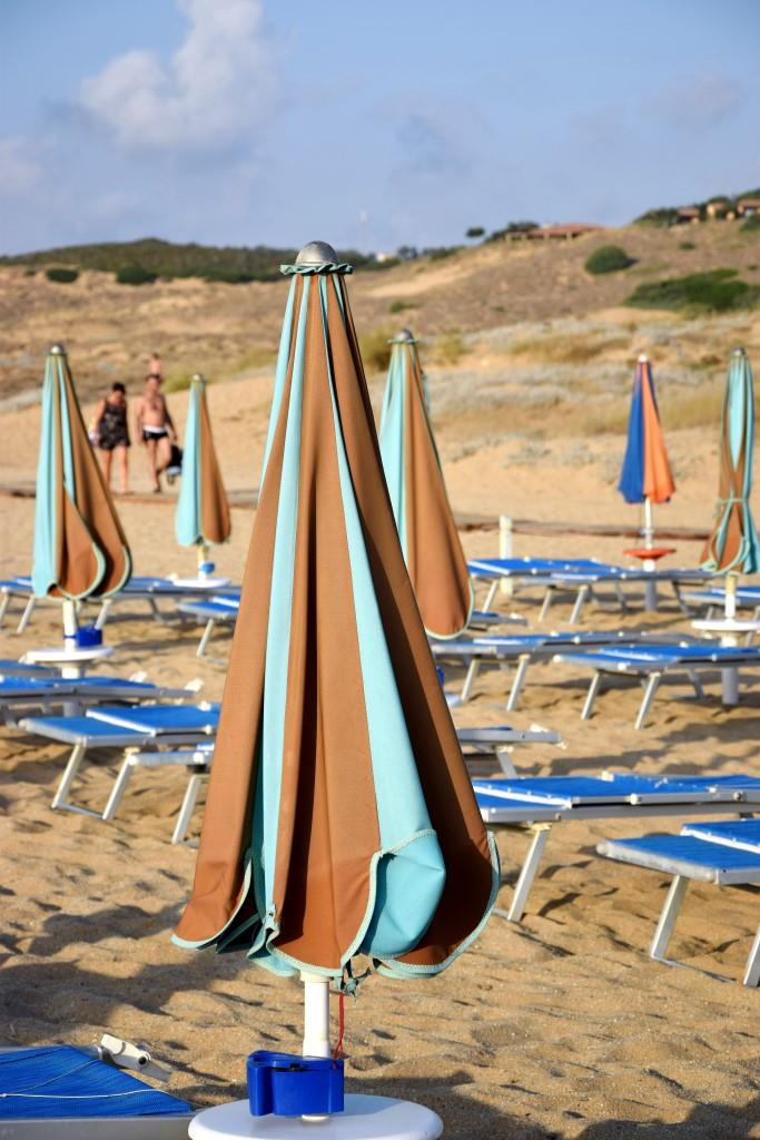 Strand Sardinien Pistis