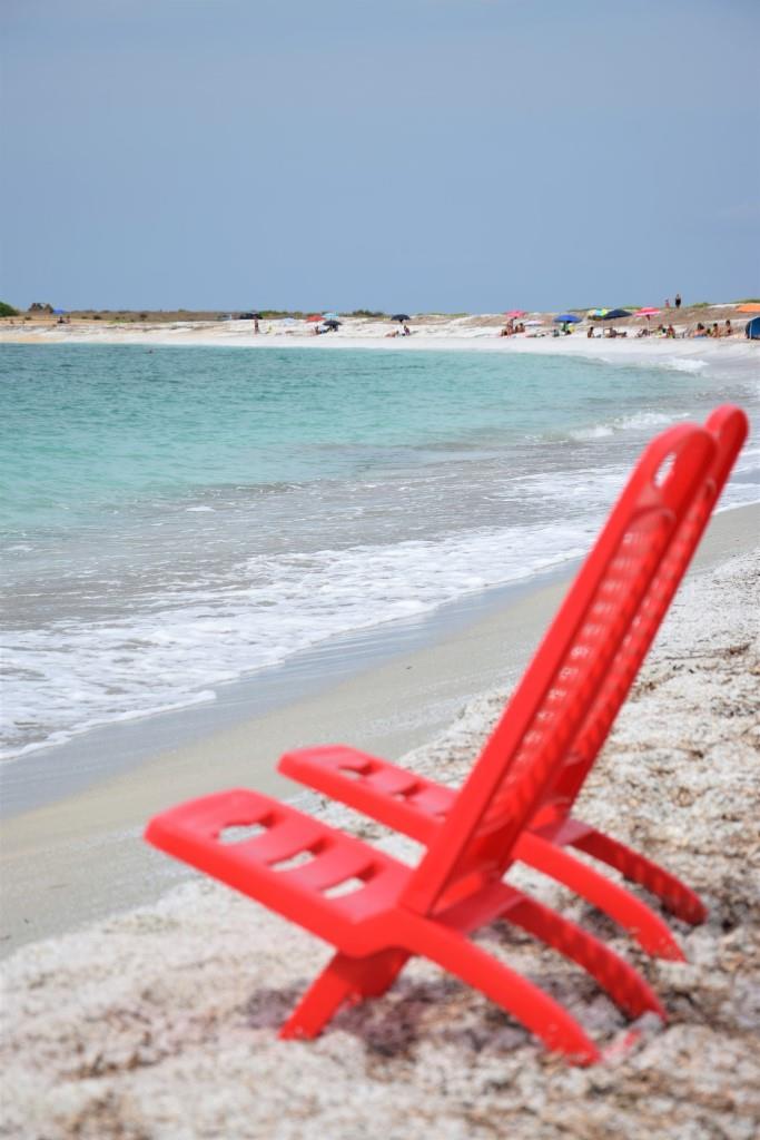 Strand Karibik Italiens