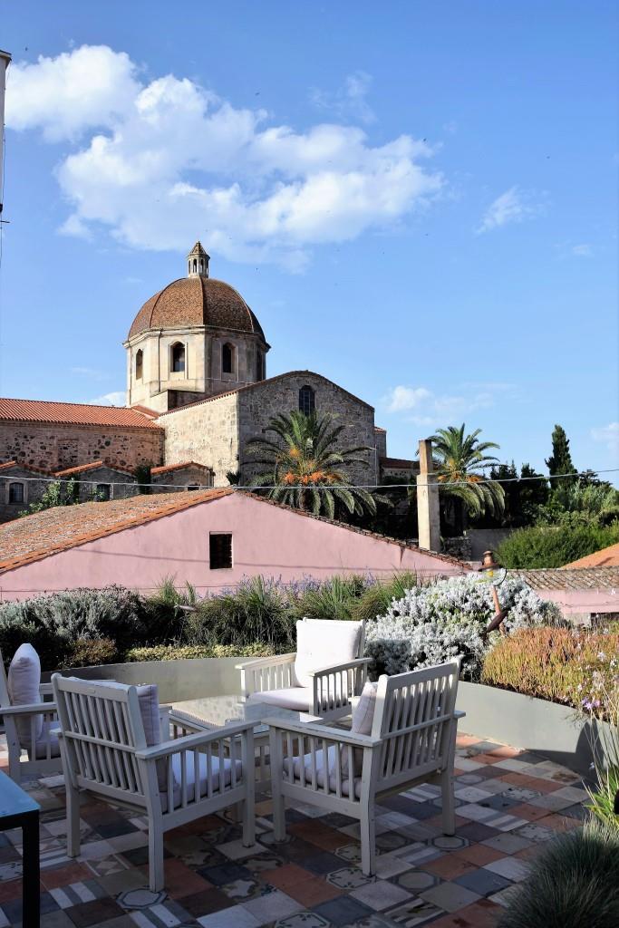Sardinien Rooftop Dachterrasse