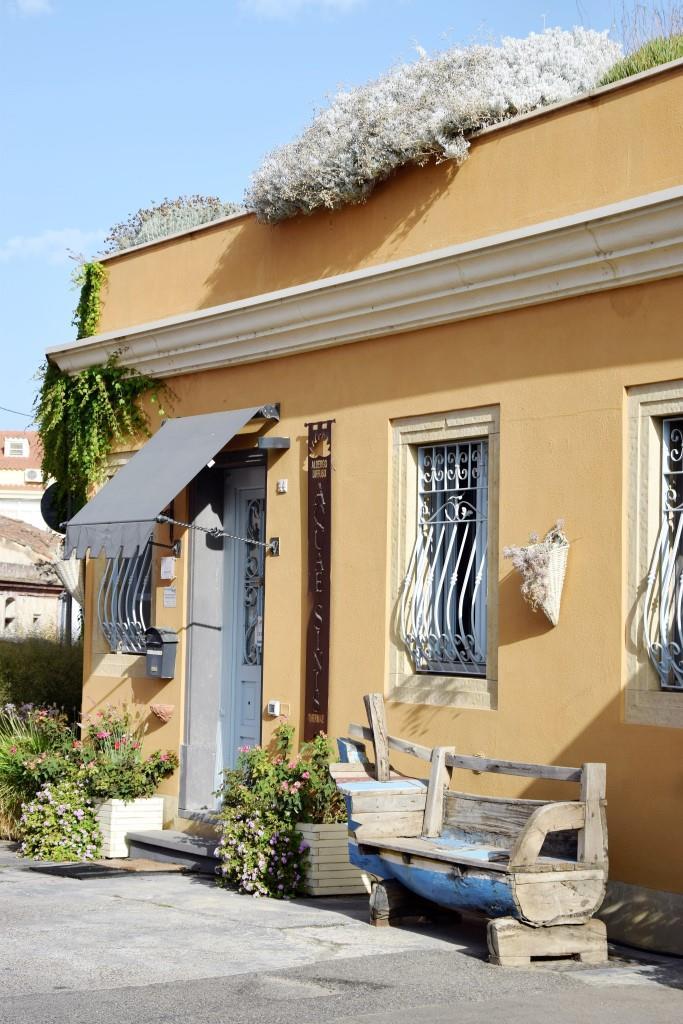 Hotel Albergo Diffuso Sardinien