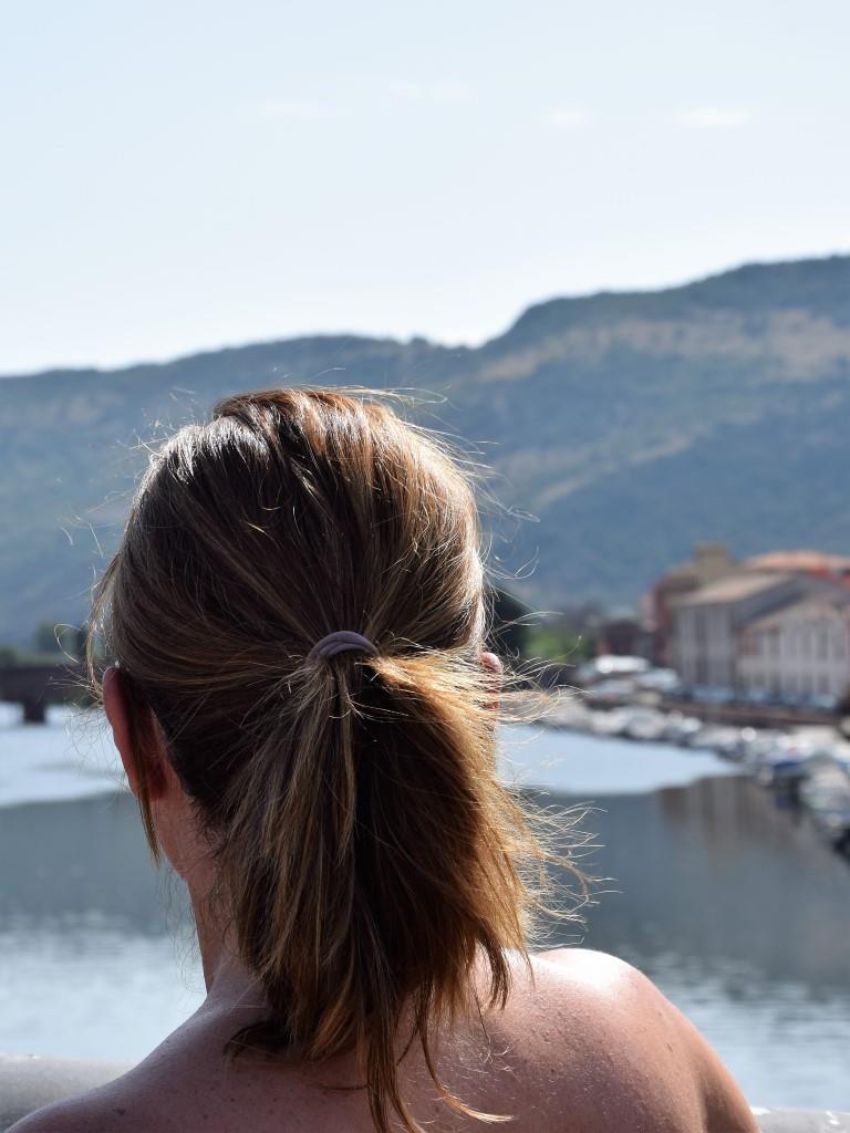 Urlaub Aussicht Fluss