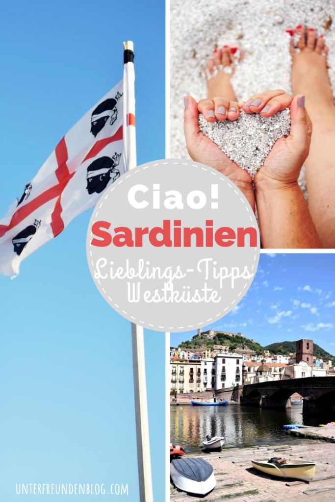Sardinien Tipps Westküste