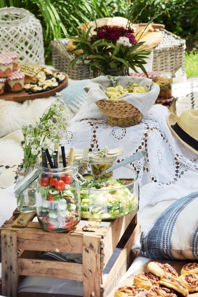 Sommer Picknick Rezepte