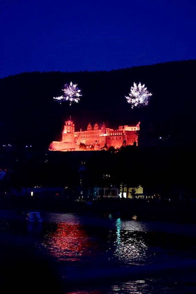 #Schlossbeleuchtung #Heidelberg #Tipps
