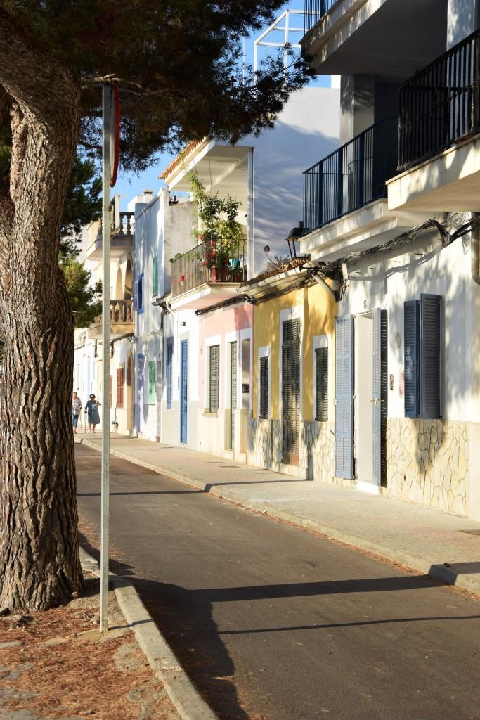 Pastell Häuser Mallorca