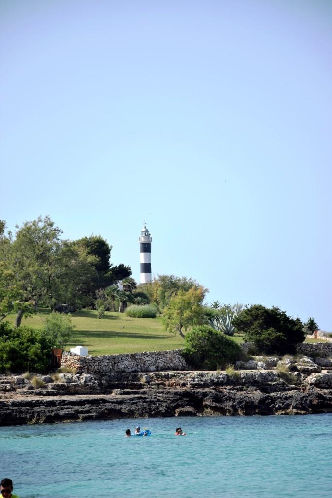 Leuchtturm Mallorca Porto Colom