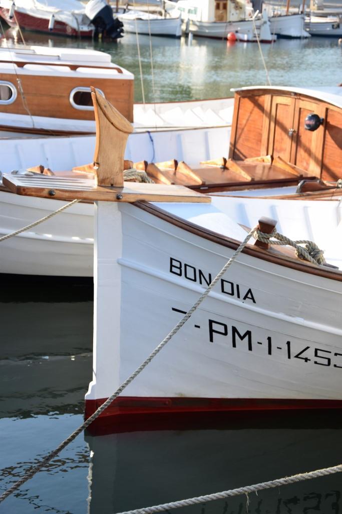 Bon Dia Fischerboot Mallorca
