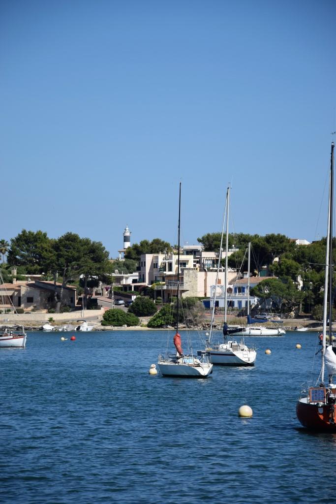 Hafen Portocolom Mallorca