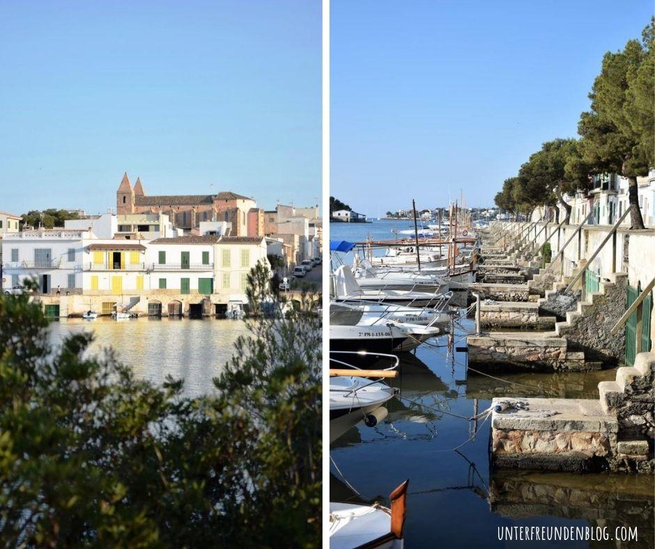 Portocolom – das charmante Hafenstädtchen im Südosten von Mallorca – Tipps für die schönsten Strände, Restaurants und Shopping-Adressen