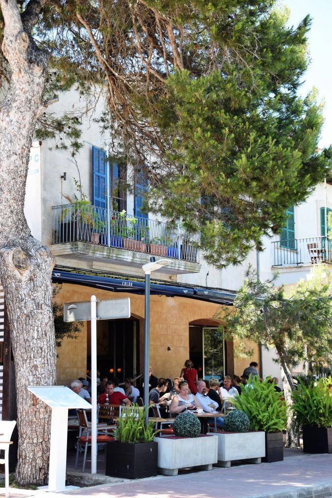 Restaurant Colon Portocolom