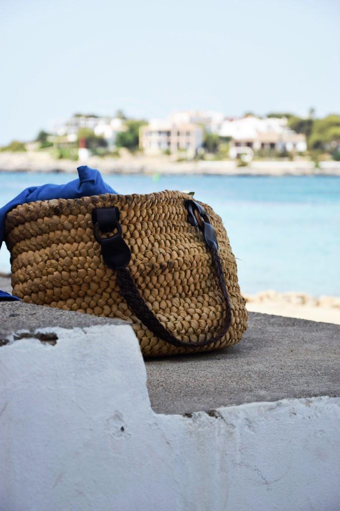 Strandkorb Mallorca Sommer